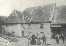 Moulin Fritz, photo du début du XXème siècle