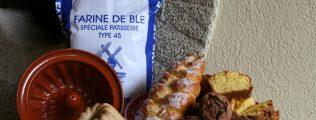 Farine T45 pâtisserie